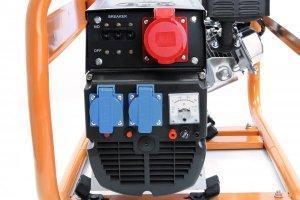 AGREGAT PRĄDOTWÓRCZY GF3500B 230V / 400V