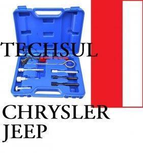 Blokada rozrządu Chrysler Voyager Jeep 2.5 2.8 CRD