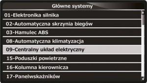 Diagnostyka full program polski AUTOXSCAN RS800PRO wawa