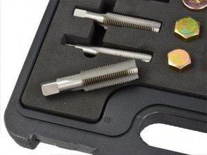 Zestaw naprawczy korków do miski olejowej 64el