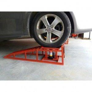 Najazd Podjazd Rampa Z Podnośnkiem Hydraulicznym WAWA