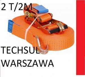 PAS TRANSPORTOWY Z GRZECHOTKA 2M/2T/35 MM