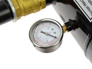 Inflator - zbiornik ciśnieniowy do pompowania kół 40L