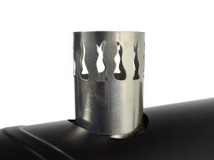 Nagrzewnica olejowa z odprowadzaniem spalin 40KW