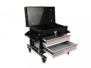 Wózek-Stołek warsztatowy + szuflady