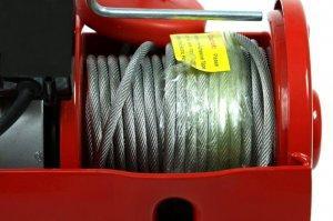 Wyciągarka ELEKTRYCZNA LINOWA 500/1000kg