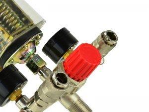 Wyłącznik ciśnieniowy Presostat reduktor/2 zegary/ 400V
