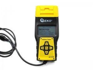 Tester diagnostyczny akumulatora z drukarką 2