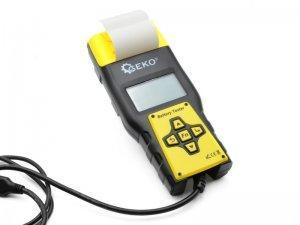 Tester diagnostyczny akumulatora z drukarką 3
