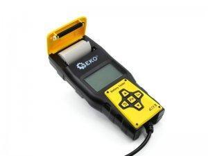 Tester diagnostyczny akumulatora z drukarką 4