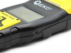 Tester diagnostyczny akumulatora z drukarką 6