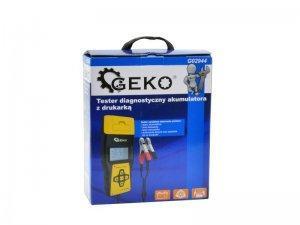 Tester diagnostyczny akumulatora z drukarką 10