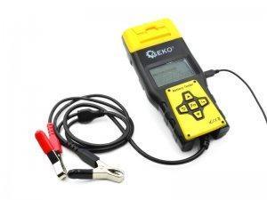 Tester diagnostyczny akumulatora z drukarką
