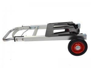 Wózek transportowy alu 90kg 355x240mm(składany) 3