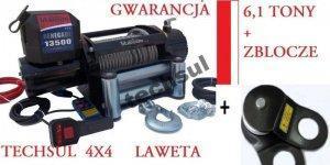 Wyciągarka Elektryczna 13500LBS 12-24 V