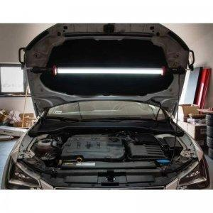 Lampa warsztatowa pod maskę 2w1, 30w, 2300 Lm