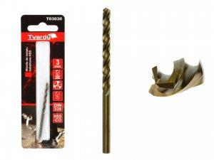 Wiertło do metalu kobaltowe HSS M35 3 mm